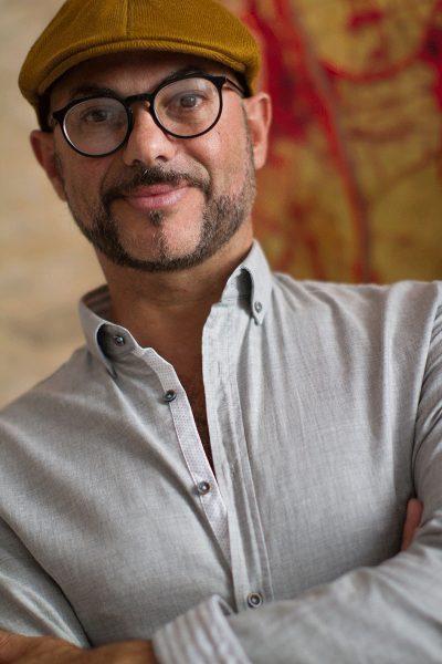 Glass Artist Yorgos Papadopoulos